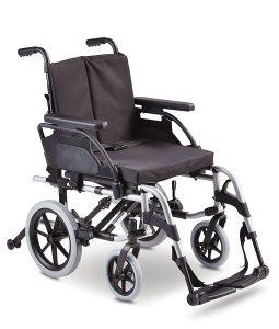 Sunrise Medical Breezy BasiX Transit Wheelchair