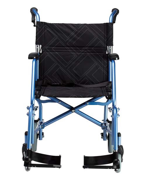 Omega Lite Transit Wheelchair 4