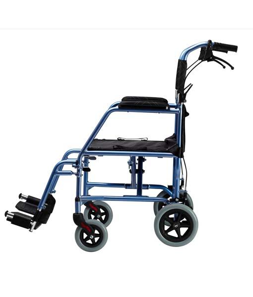 Omega Lite Transit Wheelchair 3
