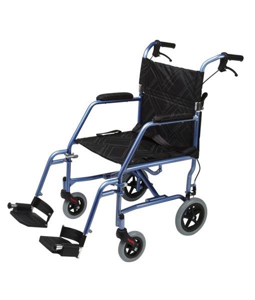Omega Lite Transit Wheelchair 1