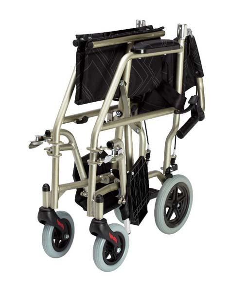 Omega Lite Transit Wheelchair 2