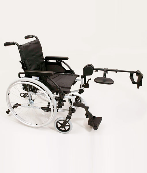 Sunrise Medical Breezy BasiX 2 Folding Wheelchair 6