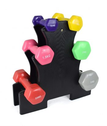 Weighted Dumbbell Rack (Mini) 8