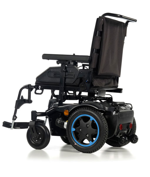 Quickie Q100 Power Chair 6