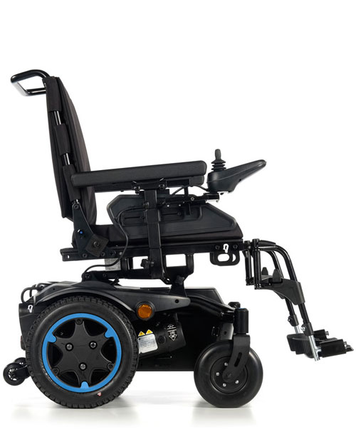 Quickie Q100 Power Chair 4
