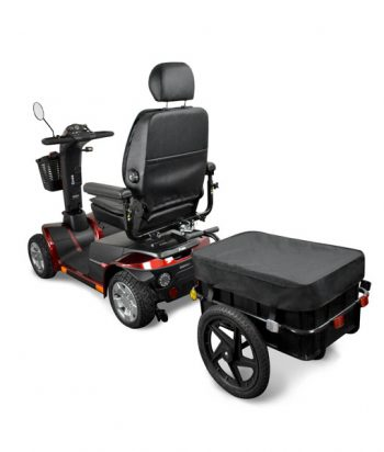 Mobility Scooter Rear Trailer 14