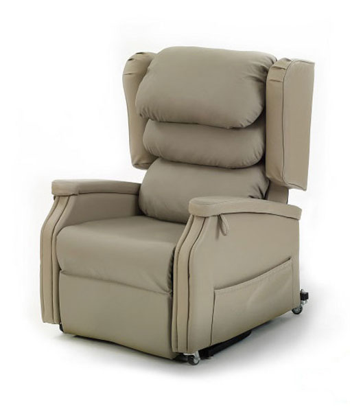 Configura Twin Motor with Tilt Recliner Lift Chair 3