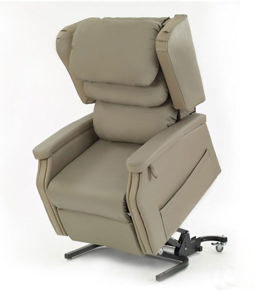 Configura Twin Motor with Tilt Recliner Lift Chair 4