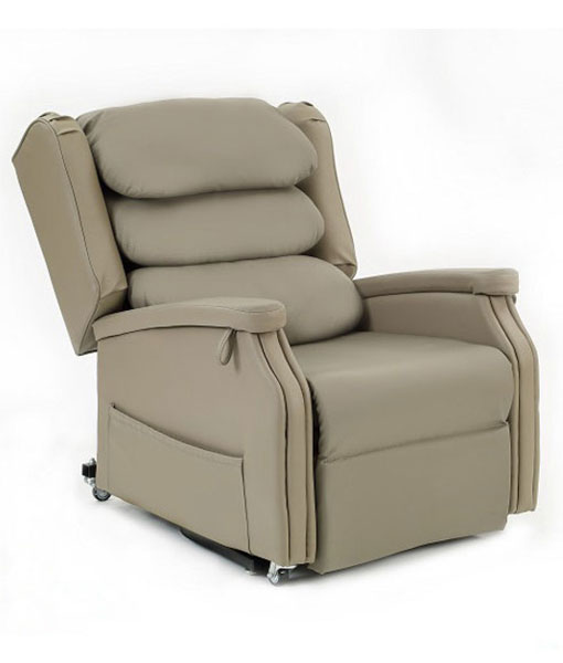 Configura Twin Motor with Tilt Recliner Lift Chair 1