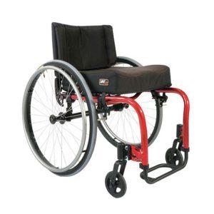 QRi Scripted Manual Wheelchair