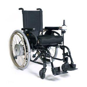 iXpress Manual Wheelchair