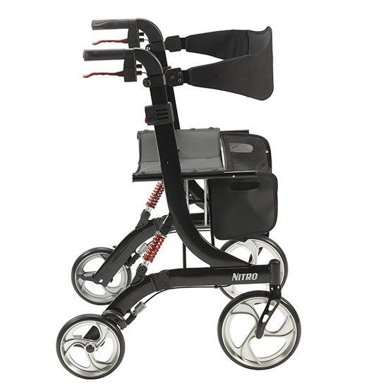 Drive Medical Nitro HD Seat Walker 2