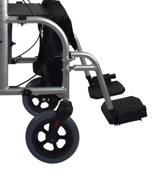 Hero Medical Wheelchair/Rollator - FUSION 2 IN 1 - Hero 6