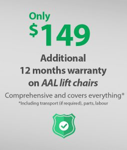 Lift Chair Extended Warranty