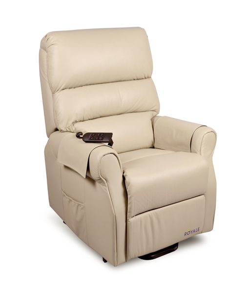 Royale Mayfair Luxury Electric Recliner Lift Chair Premium Leather 10