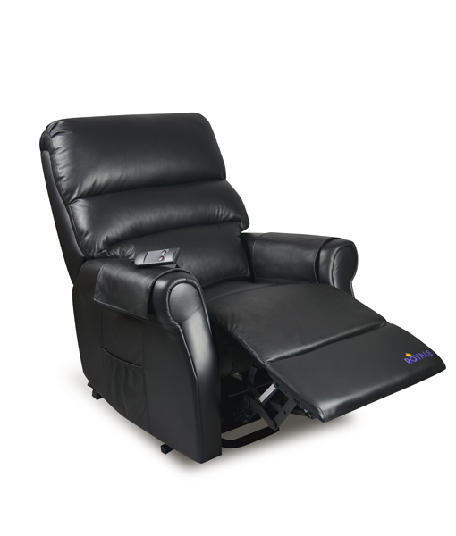 Royale Mayfair Luxury Electric Recliner Lift Chair Premium Leather 9