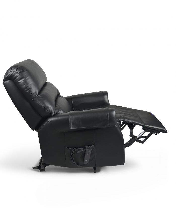 Royale Mayfair Luxury Electric Recliner Lift Chair Premium Leather 8