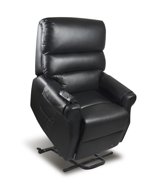 Royale Mayfair Luxury Electric Recliner Lift Chair Premium Leather 7