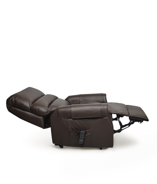 Royale Mayfair Luxury Electric Recliner Lift Chair Premium Leather 6