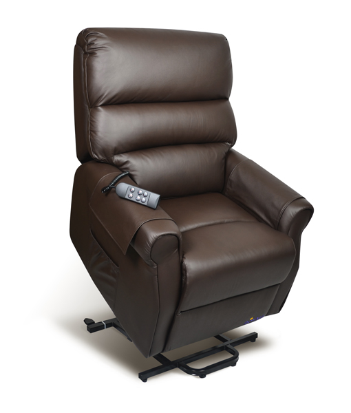Royale Mayfair Luxury Electric Recliner Lift Chair Premium Leather 5