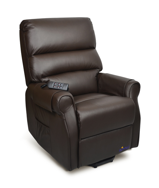 Royale Mayfair Luxury Electric Recliner Lift Chair Premium Leather 2