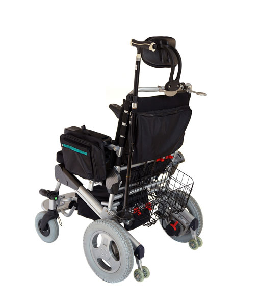 Travel Lite Electric Folding Power Chair - Phosphate Lithium Battery 14
