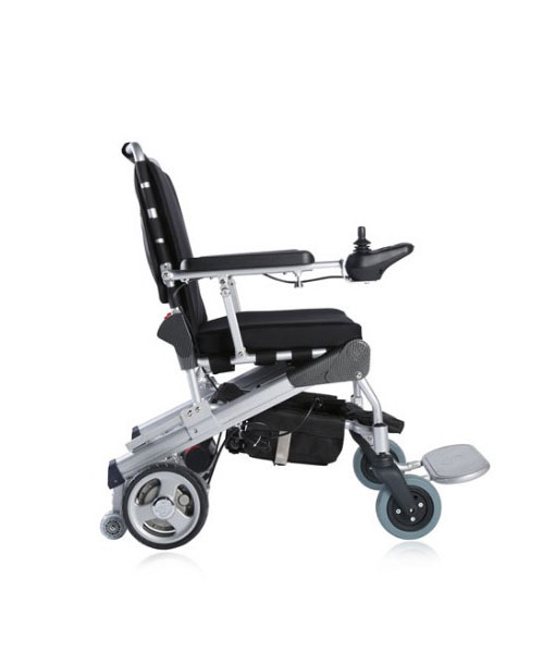 Travel Lite Electric Folding Power Chair - Phosphate Lithium Battery 2