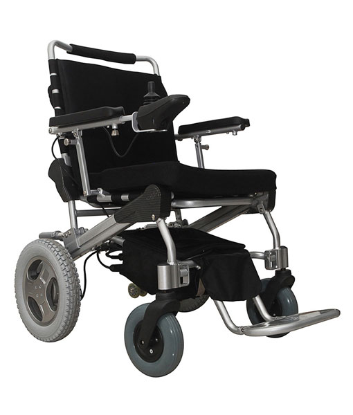 Travel Lite Electric Folding Power Chair - Phosphate Lithium Battery 1