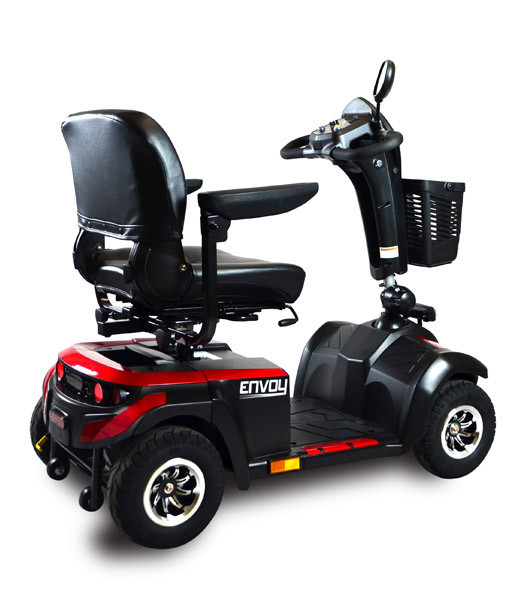 Drive Medical Envoy 4 Plus Mobility Scooter 6