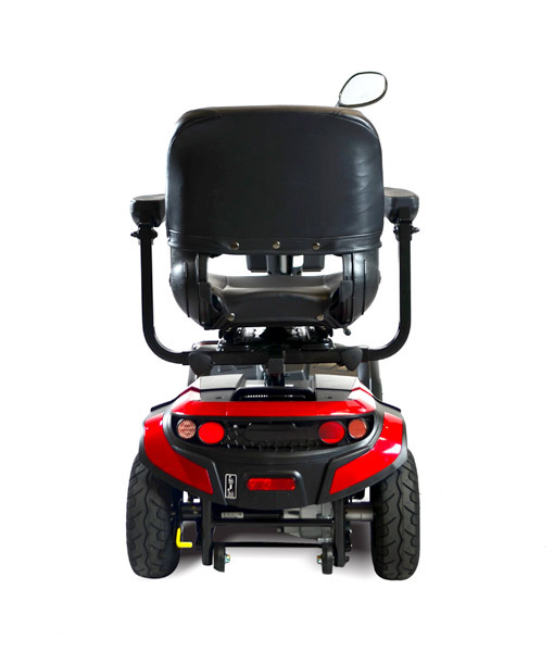 Drive Medical Envoy 4 Plus Mobility Scooter 5