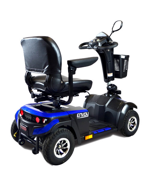 Drive Medical Envoy 4 Plus Mobility Scooter 3
