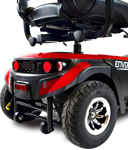 Drive Medical Envoy 4 Plus Mobility Scooter 2