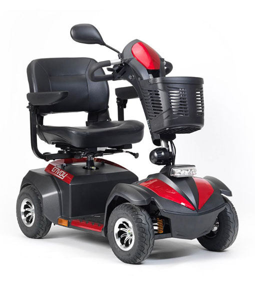 Drive Medical Envoy 4 Plus Mobility Scooter 1