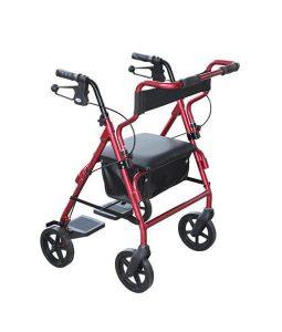 Days Seat Walker/Wheelchair – Transit 2 in 1