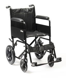 Drive Medical 18″ Transit Super Budget WheelChair