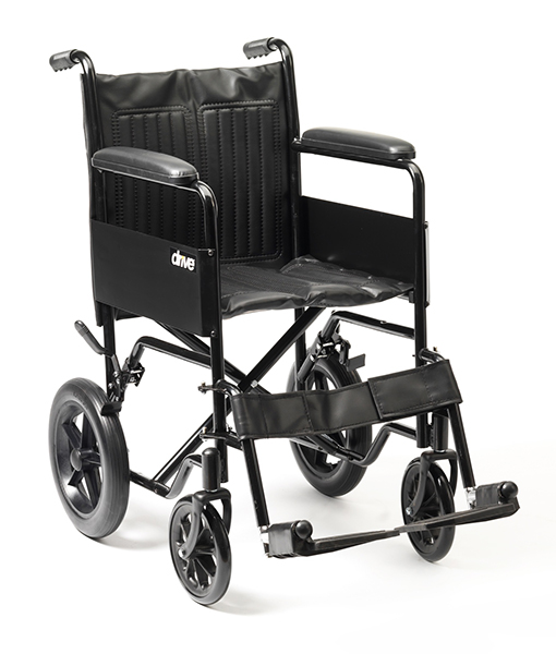 "Drive Medical 18"" Transit Super Budget WheelChair 1"