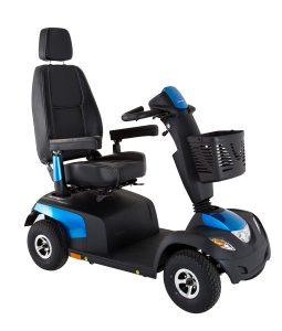 Invacare Comet Alpine Plus Mobility Scooter