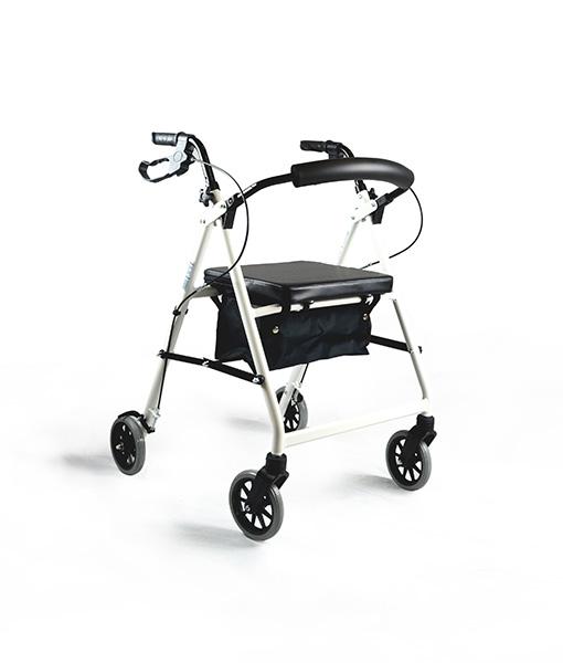 Hero Medical Seat Walker - Rollator - Four Wheeled Walker 20