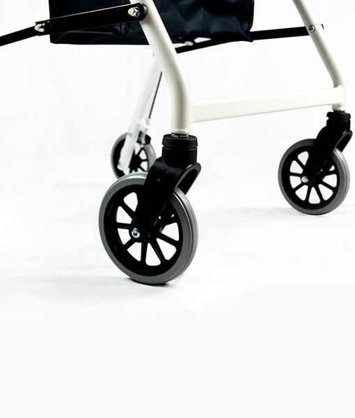 Hero Medical Seat Walker - Rollator - Four Wheeled Walker 21