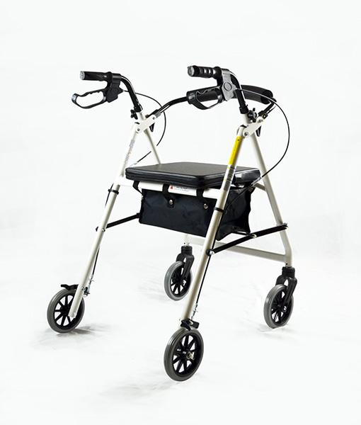 Hero Medical Seat Walker - Rollator - Four Wheeled Walker 18