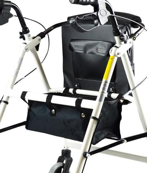 Hero Medical Seat Walker - Rollator - Four Wheeled Walker 19