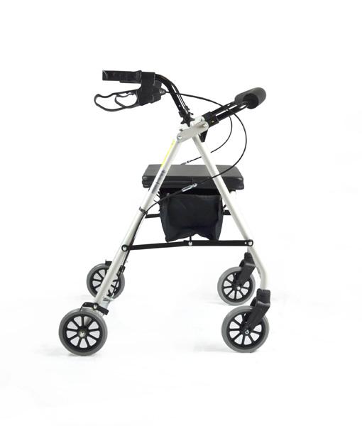 Hero Medical Seat Walker - Rollator - Four Wheeled Walker 17