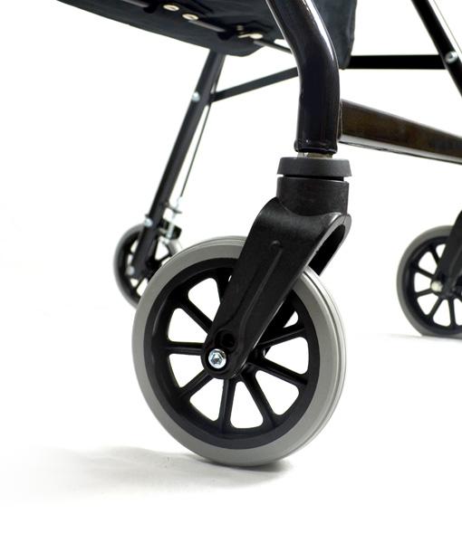 Hero Medical Seat Walker - Rollator - Four Wheeled Walker 10