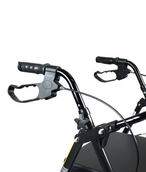 Hero Medical Seat Walker - Rollator - Four Wheeled Walker 8
