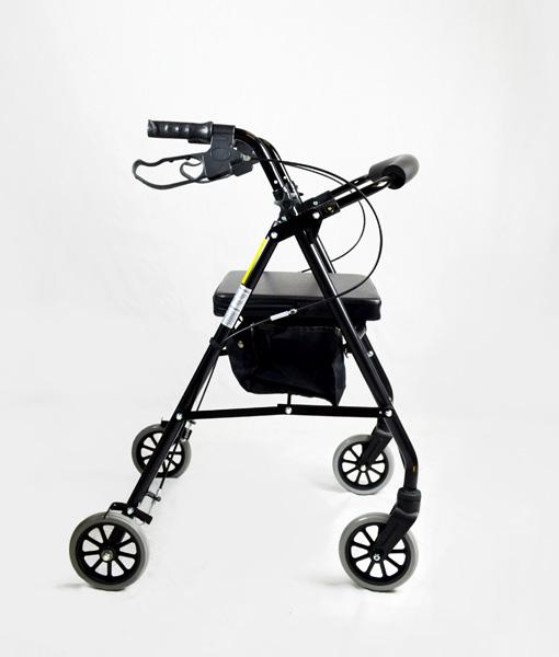 Hero Medical Seat Walker - Rollator - Four Wheeled Walker 9