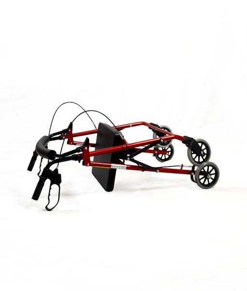 Hero Medical Seat Walker - Rollator - Four Wheeled Walker 4