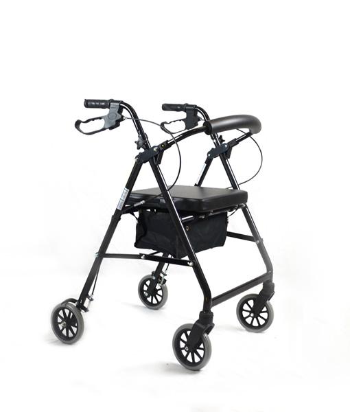 Hero Medical Seat Walker - Rollator - Four Wheeled Walker 1