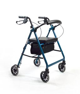Hero Medical Seat Walker – Rollator – Four Wheeled Walker