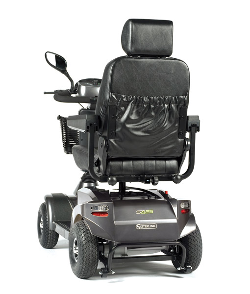 Sunrise Medical S425 Mobility Scooter 3