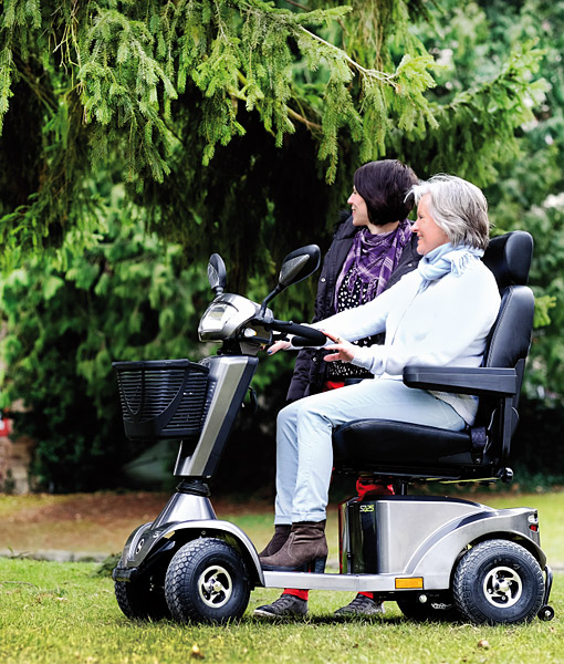 Sunrise Medical S425 Mobility Scooter 5